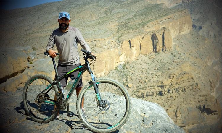 4 Mountain Bikes
