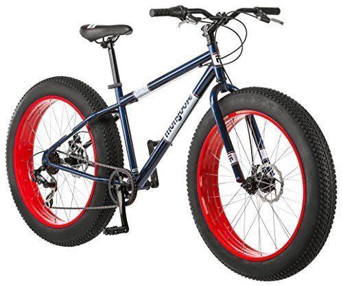 Mongoose Dolomite Men's Fat Tire Mountain Bike