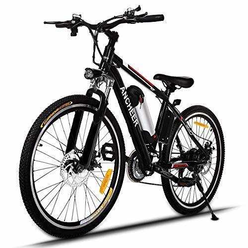 ANCHEER Electric Bike 250W/500W Mountain Bike