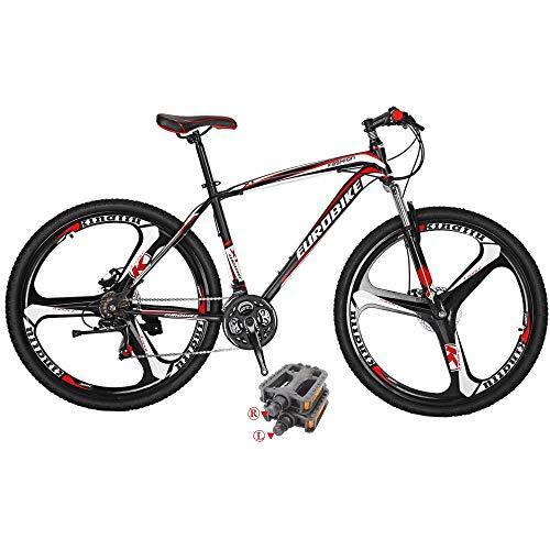 Eurobike Bikes HYX1 27.5 Inches Wheels 21 Speed Mountain Bike