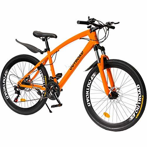 Outroad Fat Tire or Ordinary Tire Bike Mountain Bike